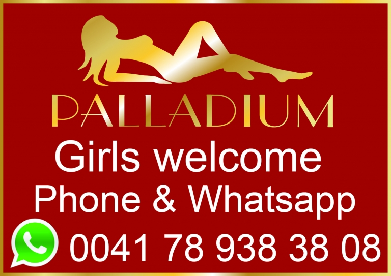 Girls Welcom im Palladium